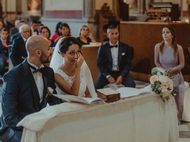 Il matrimonio di Mirko e Laura a Cortona, Arezzo 41