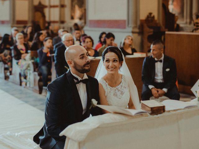 Il matrimonio di Mirko e Laura a Cortona, Arezzo 42