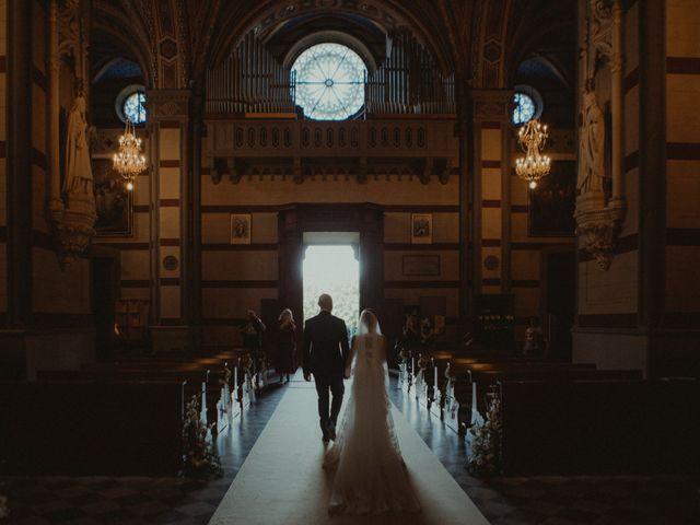 Il matrimonio di Mirko e Laura a Cortona, Arezzo 43
