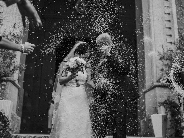 Il matrimonio di Mirko e Laura a Cortona, Arezzo 44