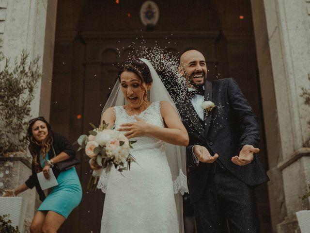 Il matrimonio di Mirko e Laura a Cortona, Arezzo 46