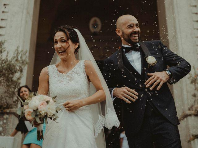 Il matrimonio di Mirko e Laura a Cortona, Arezzo 48