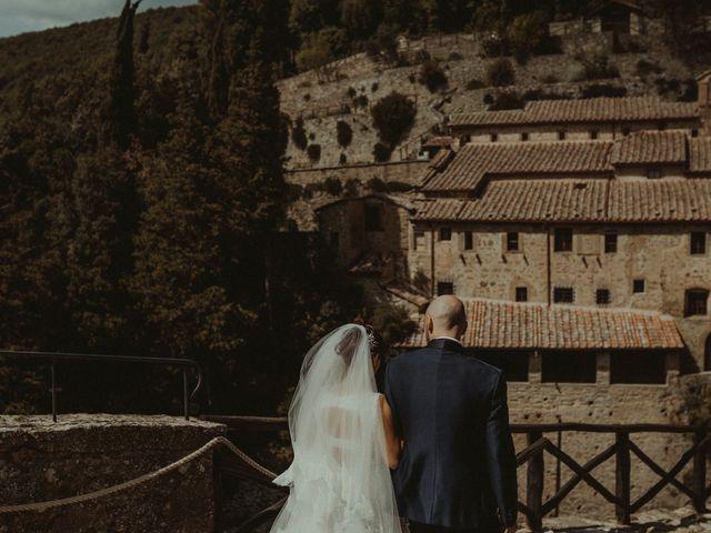 Il matrimonio di Mirko e Laura a Cortona, Arezzo 51