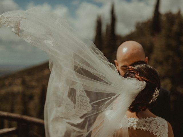 Il matrimonio di Mirko e Laura a Cortona, Arezzo 53