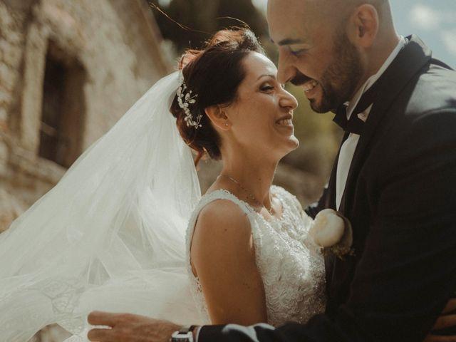 Il matrimonio di Mirko e Laura a Cortona, Arezzo 54