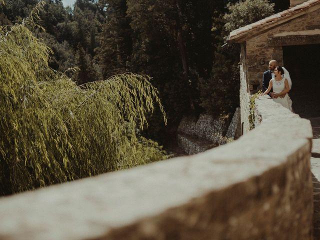 Il matrimonio di Mirko e Laura a Cortona, Arezzo 56