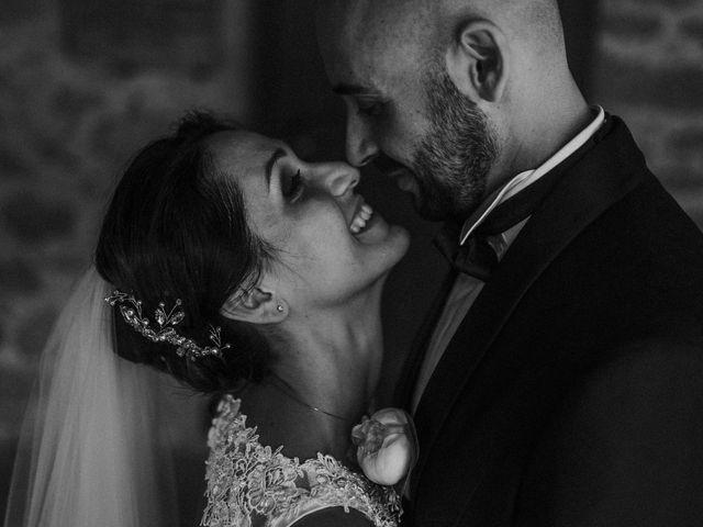 Il matrimonio di Mirko e Laura a Cortona, Arezzo 57