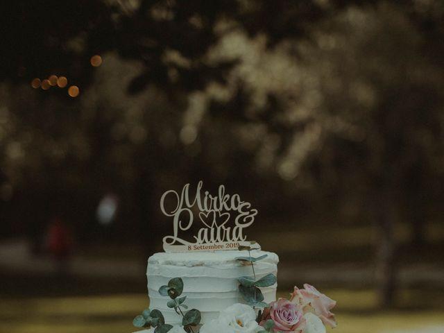 Il matrimonio di Mirko e Laura a Cortona, Arezzo 86