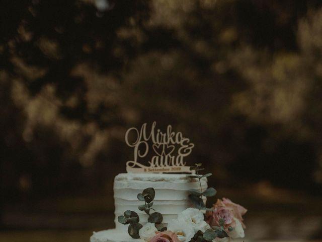 Il matrimonio di Mirko e Laura a Cortona, Arezzo 89