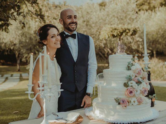 Il matrimonio di Mirko e Laura a Cortona, Arezzo 90