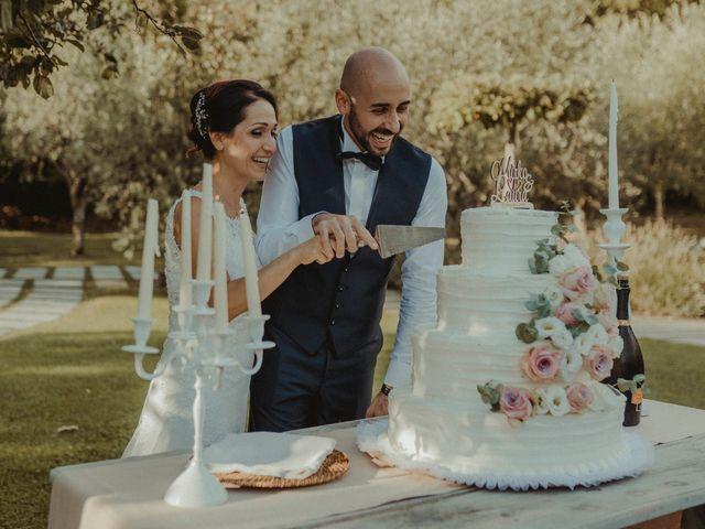 Il matrimonio di Mirko e Laura a Cortona, Arezzo 91