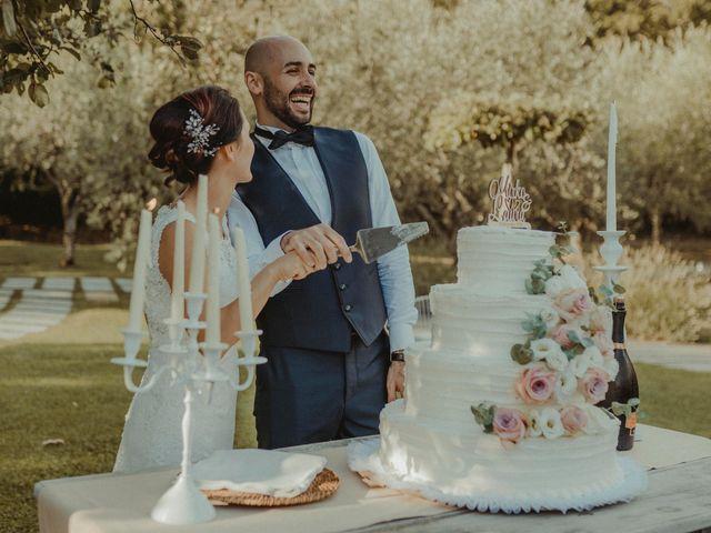 Il matrimonio di Mirko e Laura a Cortona, Arezzo 92