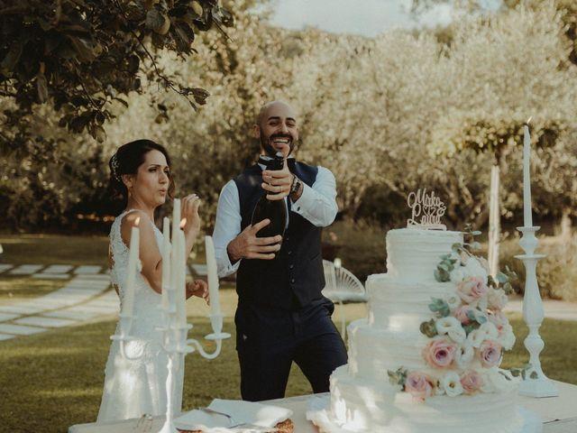 Il matrimonio di Mirko e Laura a Cortona, Arezzo 93