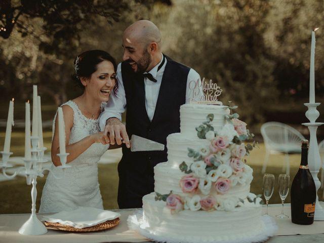 Il matrimonio di Mirko e Laura a Cortona, Arezzo 94