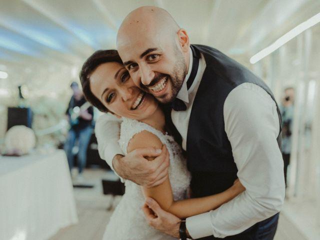 Il matrimonio di Mirko e Laura a Cortona, Arezzo 97