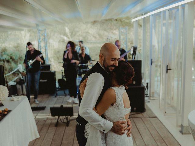 Il matrimonio di Mirko e Laura a Cortona, Arezzo 98