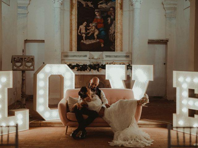 Il matrimonio di Mirko e Laura a Cortona, Arezzo 104