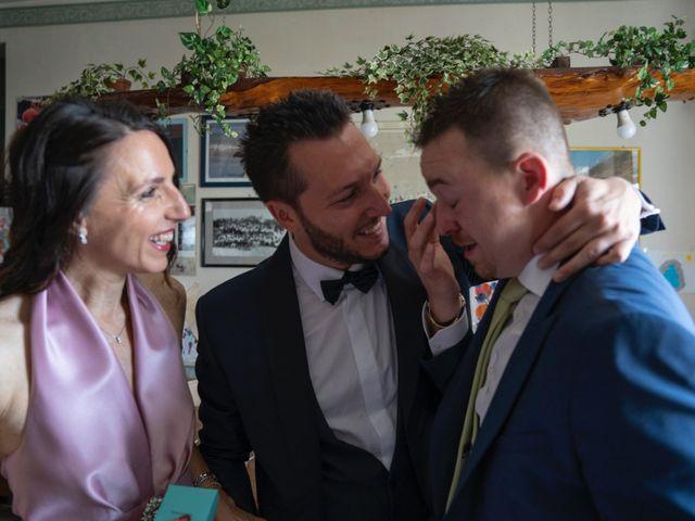 Il matrimonio di Gianluca e Ilaria a Varese, Varese 11