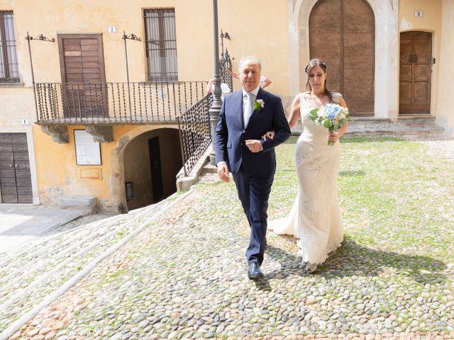 Il matrimonio di Gianluca e Ilaria a Varese, Varese 13