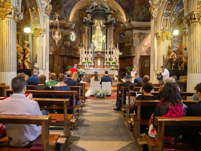 Il matrimonio di Gianluca e Ilaria a Varese, Varese 14