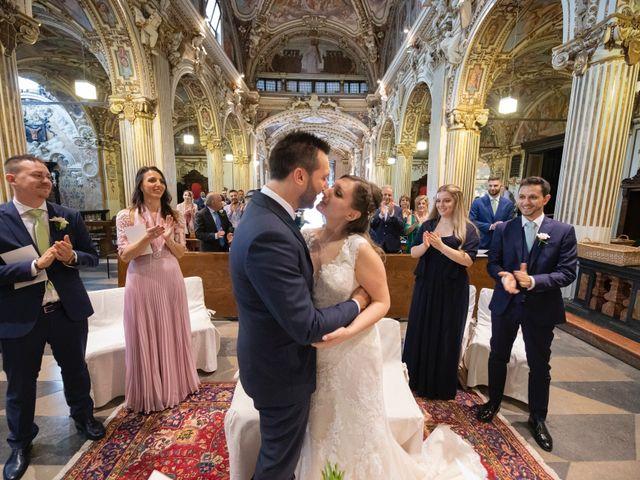 Il matrimonio di Gianluca e Ilaria a Varese, Varese 17