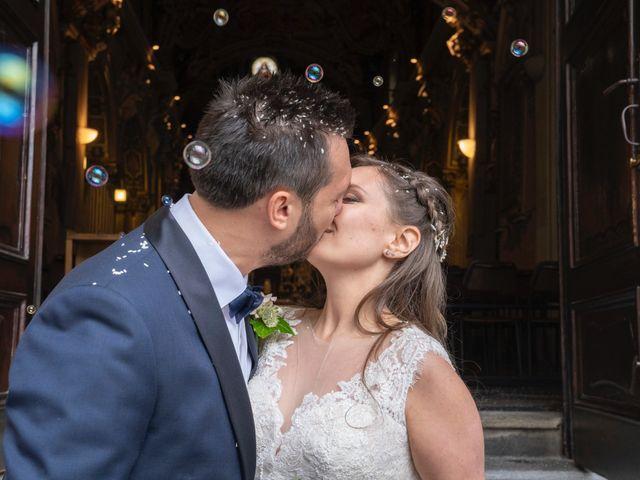 Il matrimonio di Gianluca e Ilaria a Varese, Varese 18