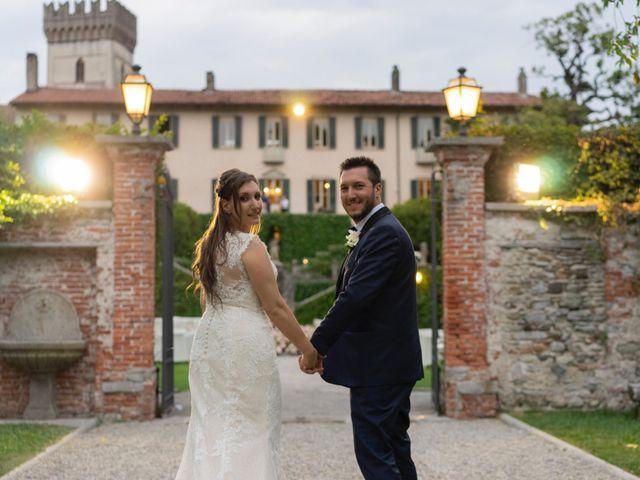 Il matrimonio di Gianluca e Ilaria a Varese, Varese 22