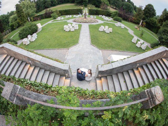 Il matrimonio di Gianluca e Ilaria a Varese, Varese 23