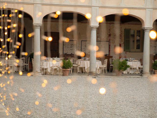 Il matrimonio di Gianluca e Ilaria a Varese, Varese 25
