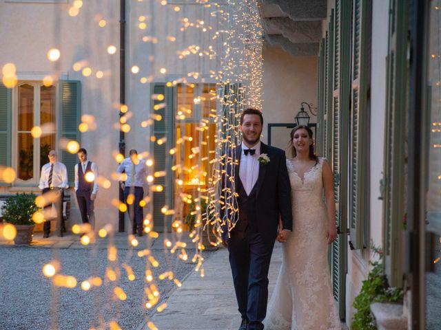 Il matrimonio di Gianluca e Ilaria a Varese, Varese 28