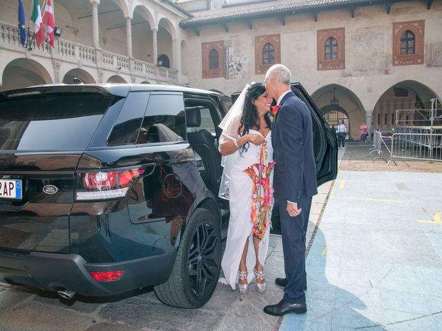 Il matrimonio di Riccardo e Sonia a Novara, Novara 11