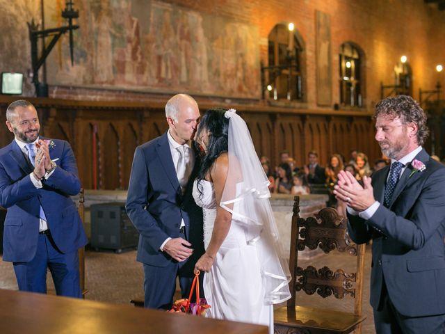 Il matrimonio di Riccardo e Sonia a Novara, Novara 12