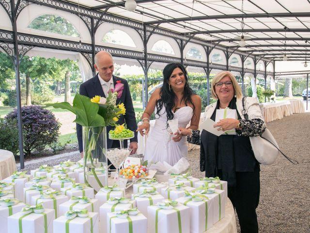 Il matrimonio di Riccardo e Sonia a Novara, Novara 31