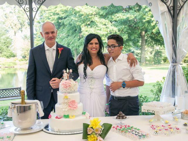 Il matrimonio di Riccardo e Sonia a Novara, Novara 42