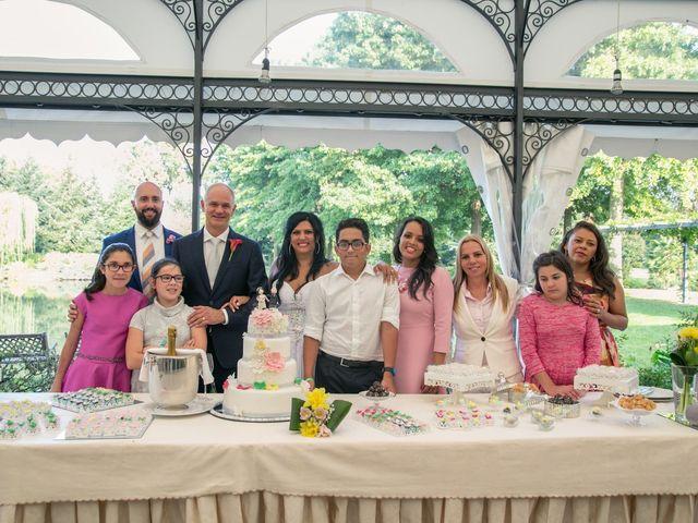 Il matrimonio di Riccardo e Sonia a Novara, Novara 43