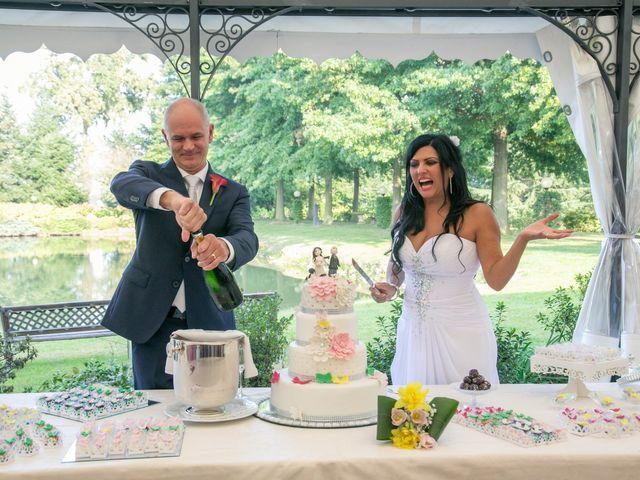 Il matrimonio di Riccardo e Sonia a Novara, Novara 46