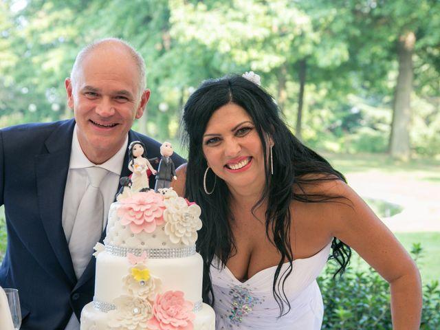 Il matrimonio di Riccardo e Sonia a Novara, Novara 47