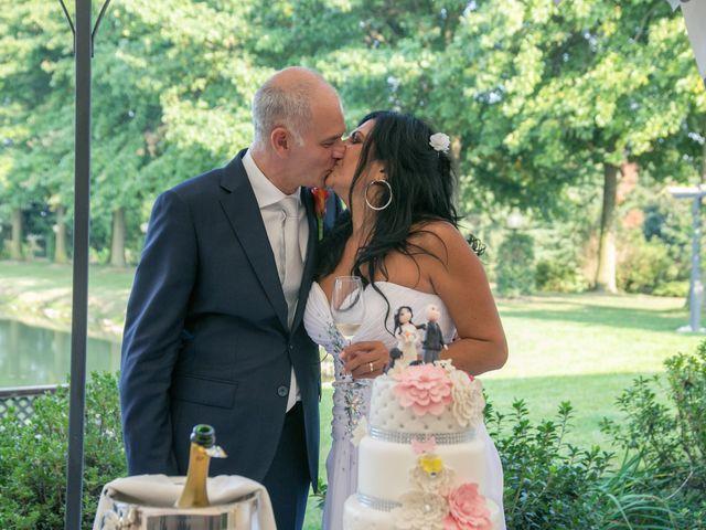 Il matrimonio di Riccardo e Sonia a Novara, Novara 49