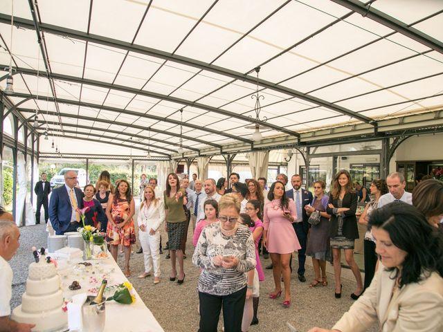 Il matrimonio di Riccardo e Sonia a Novara, Novara 54