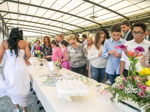 Il matrimonio di Riccardo e Sonia a Novara, Novara 56