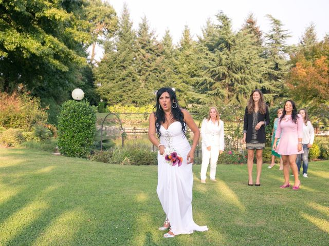 Il matrimonio di Riccardo e Sonia a Novara, Novara 61
