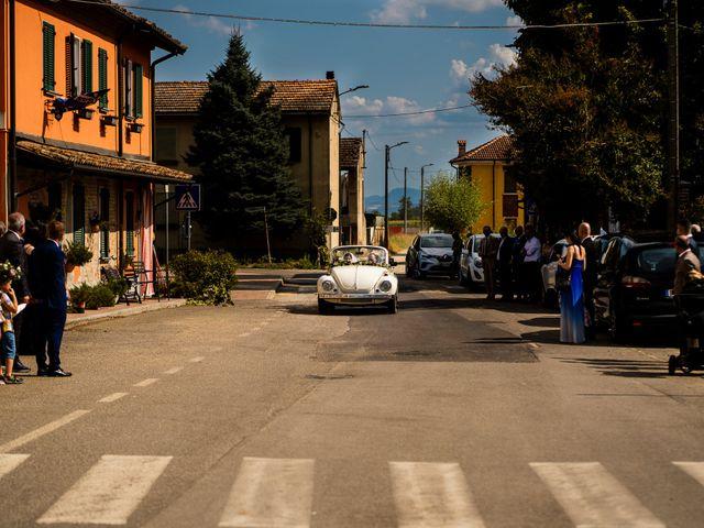 Il matrimonio di Elia e Valentina a Pavia, Pavia 12