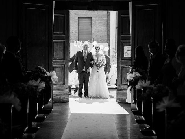 Il matrimonio di Elia e Valentina a Pavia, Pavia 13