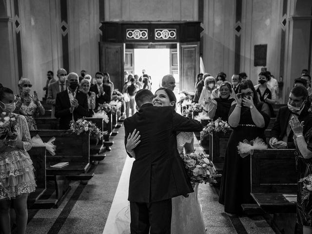 Il matrimonio di Elia e Valentina a Pavia, Pavia 14