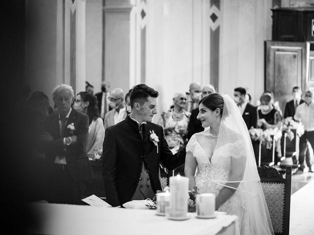 Il matrimonio di Elia e Valentina a Pavia, Pavia 15