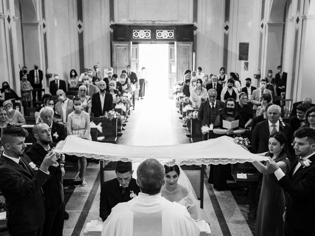 Il matrimonio di Elia e Valentina a Pavia, Pavia 16