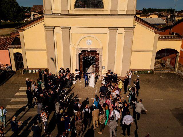 Il matrimonio di Elia e Valentina a Pavia, Pavia 17