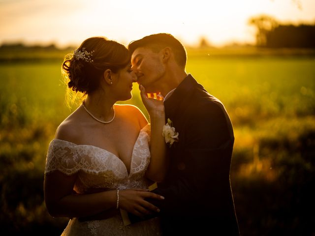 Il matrimonio di Elia e Valentina a Pavia, Pavia 20