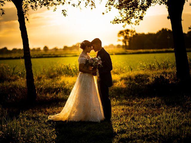 Il matrimonio di Elia e Valentina a Pavia, Pavia 21