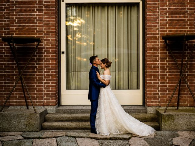 Il matrimonio di Elia e Valentina a Pavia, Pavia 23